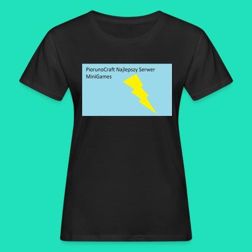 Piorunowe Na Telefon 5s - Ekologiczna koszulka damska