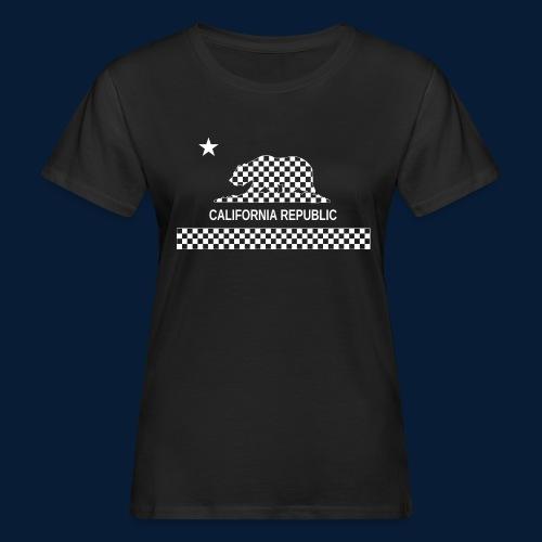 California Republic - Frauen Bio-T-Shirt