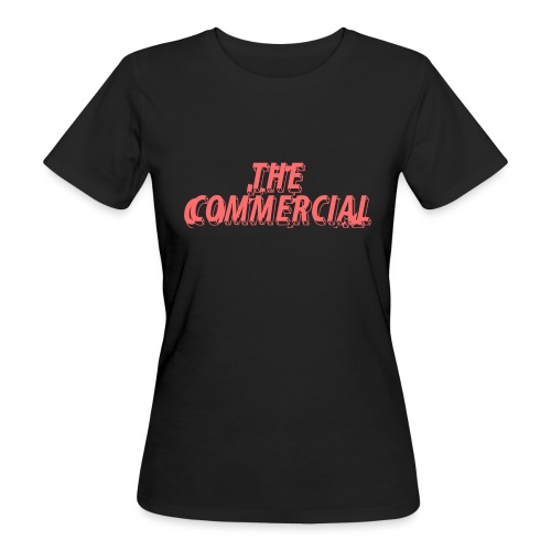 The Commercial Design #1 (Salmon - Women's Organic T-Shirt