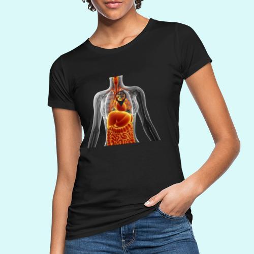 voues etes ici - T-shirt bio Femme