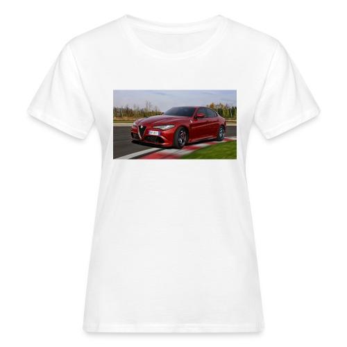 alfa-romeo-giulia - T-shirt ecologica da donna