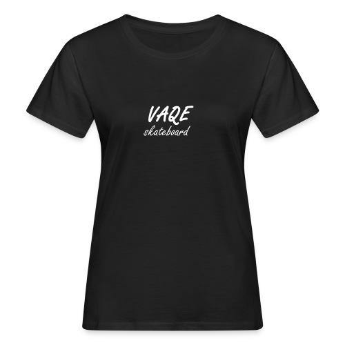 vaqe skate - T-shirt bio Femme