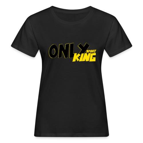 OnlyKing Sport Design - T-shirt bio Femme