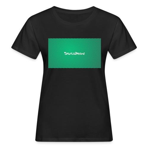backgrounder - Frauen Bio-T-Shirt