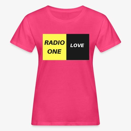 RADIO ONE LOVE - T-shirt bio Femme
