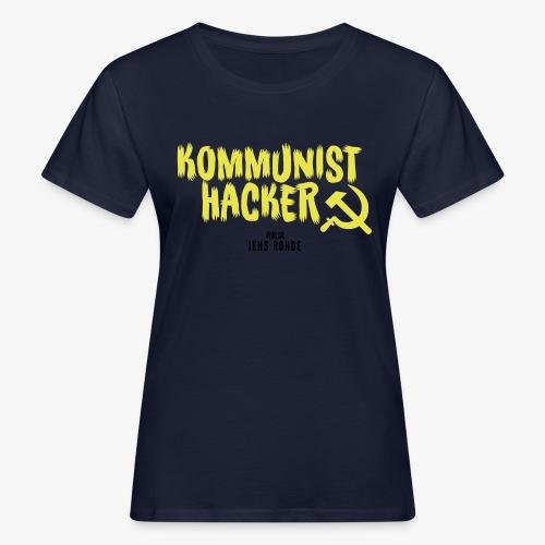 Kommunist Hacker ifølge Jens - Organic damer