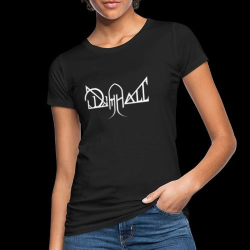 Dimhall White - Women's Organic T-Shirt
