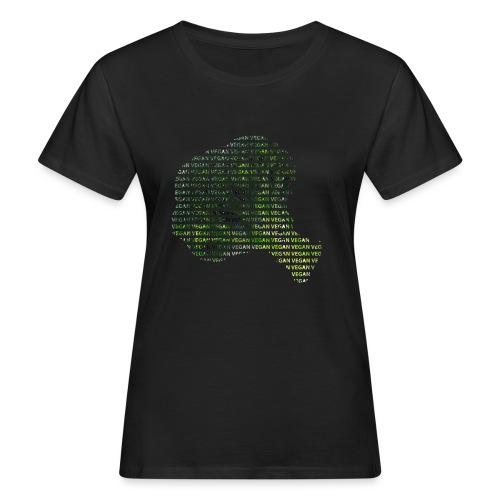 Vegan - Økologisk T-skjorte for kvinner
