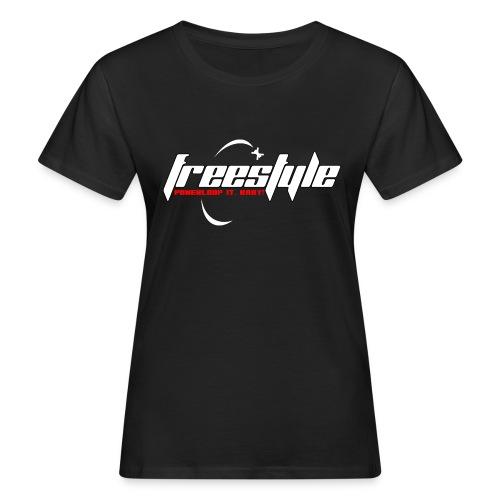 Freestyle - Powerlooping, baby! - Women's Organic T-Shirt