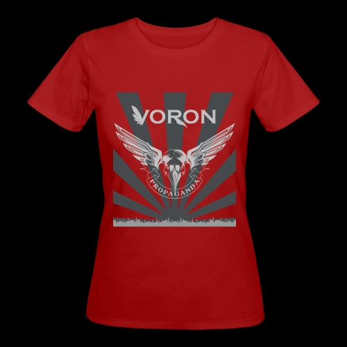 Voron - Propaganda - T-shirt bio Femme