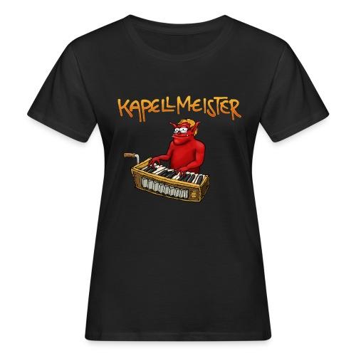 Kapellmeister - Women's Organic T-Shirt