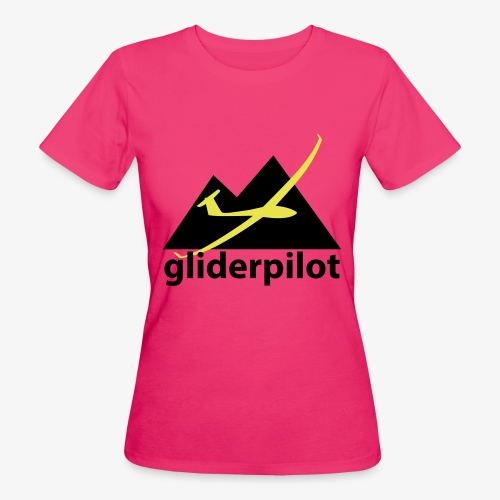 soaring-tv: gliderpilot - Frauen Bio-T-Shirt