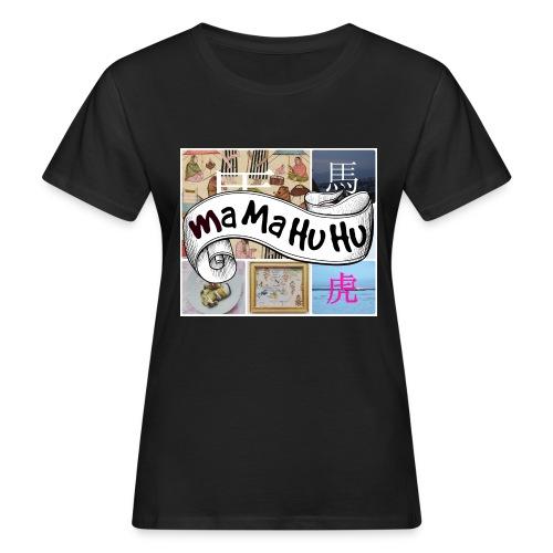 Ma ma hu hu / So-so - Naisten luonnonmukainen t-paita