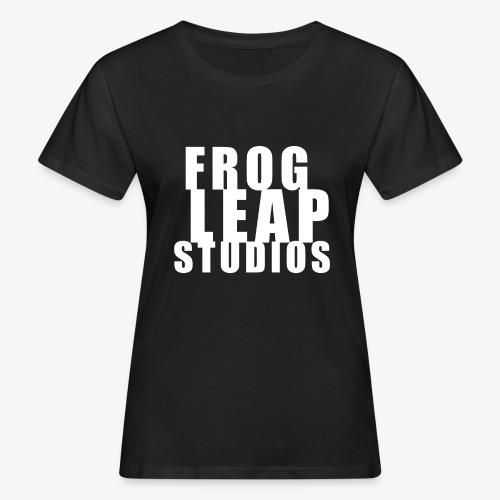 FLS Logo - Økologisk T-skjorte for kvinner