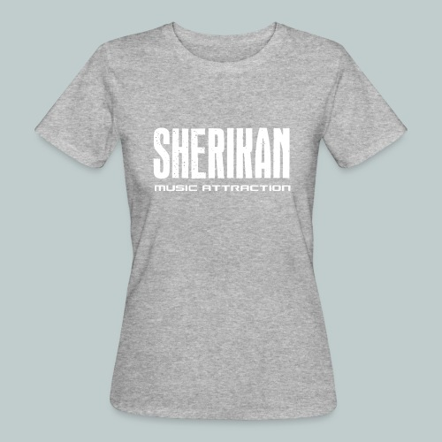 Sherikan logo - Ekologisk T-shirt dam