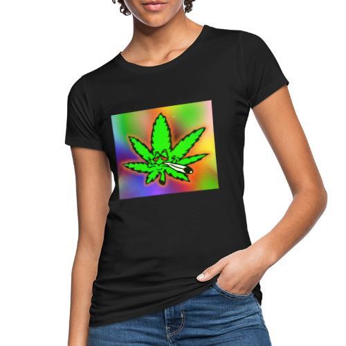 best weed - Naisten luonnonmukainen t-paita