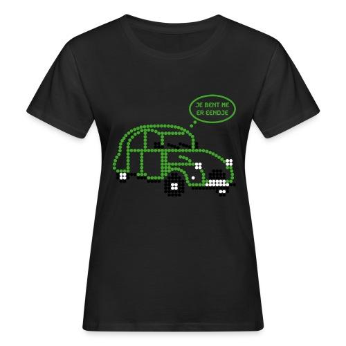 eendje.png - Vrouwen Bio-T-shirt