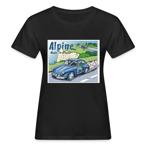 Polete en Alpine 106 - T-shirt bio Femme