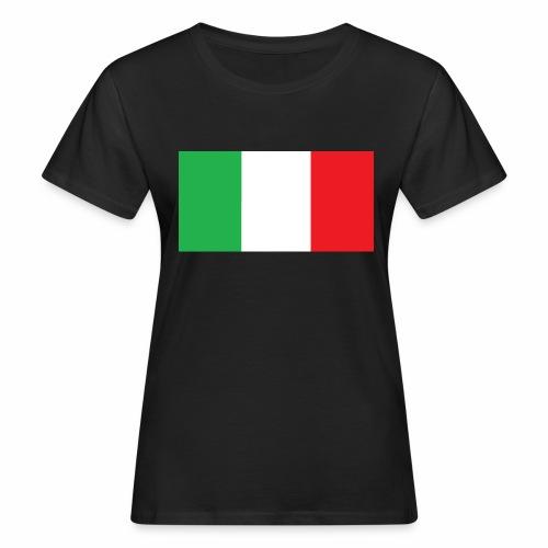 Italien Fußball - Frauen Bio-T-Shirt