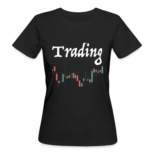 Trading lovers T-shirt - T-shirt ecologica da donna