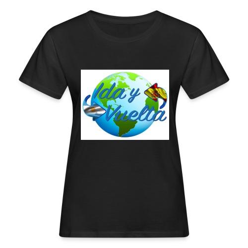 Ida y Vuelta-jpeg - Camiseta ecológica mujer