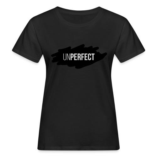 UNPERFECT LOGO 2 - Frauen Bio-T-Shirt