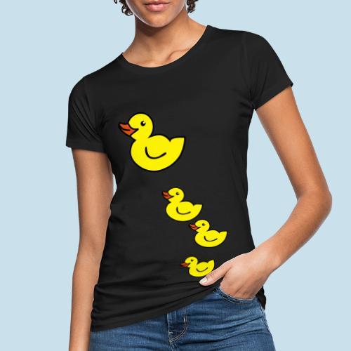Ente - Frauen Bio-T-Shirt