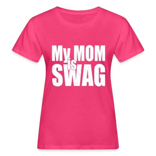 Swag White - Vrouwen Bio-T-shirt