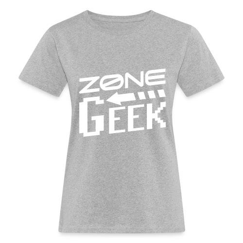 NEW Logo Homme - T-shirt bio Femme