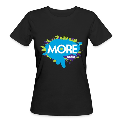 More Radio 2017 - Vrouwen Bio-T-shirt