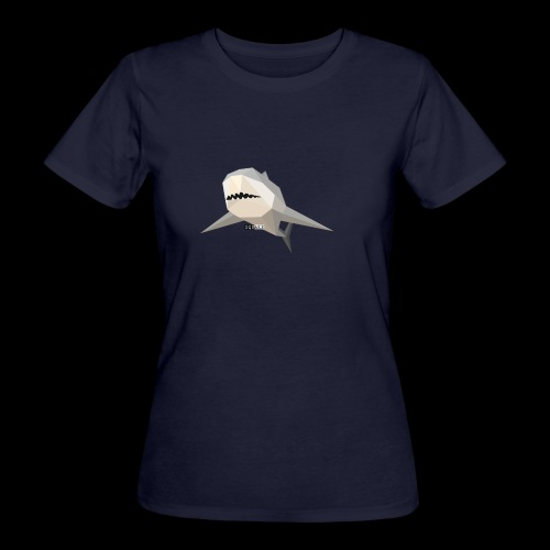 SHARK COLLECTION - T-shirt ecologica da donna