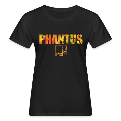 Phantus Sthlm Fire - Ekologisk T-shirt dam