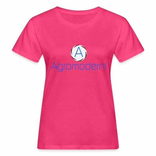 Logo png - T-shirt ecologica da donna
