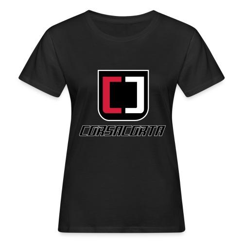 Cover Smartphone - Corsacorta - T-shirt ecologica da donna