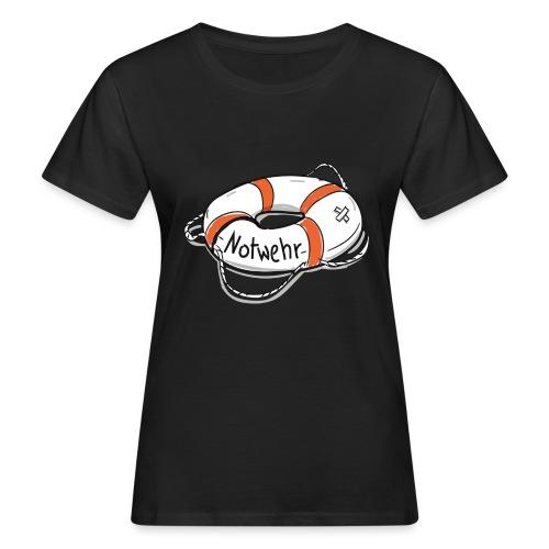NOTWEHR - Frauen Bio-T-Shirt