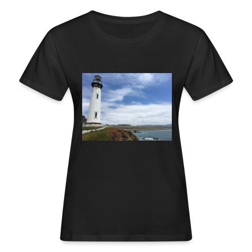 LIGHTHOUSE - T-shirt ecologica da donna