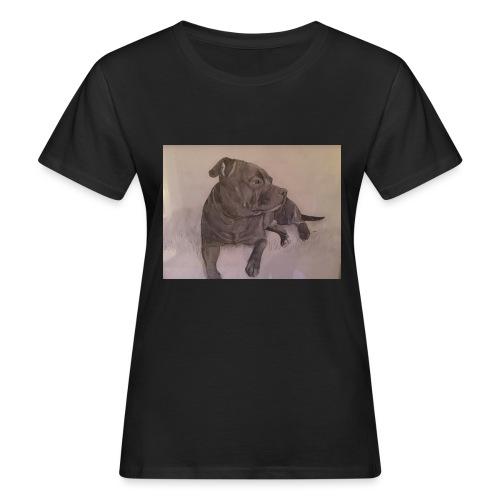 My dog - Ekologisk T-shirt dam