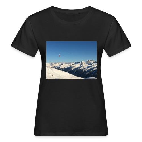 bergen - Vrouwen Bio-T-shirt
