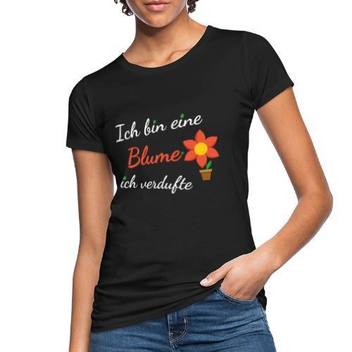 Blume Garten Gärtner Florist Shirt Geschenk - Frauen Bio-T-Shirt