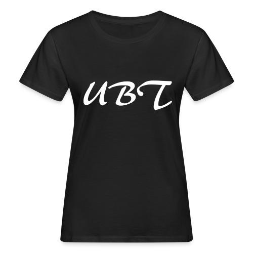 UBW - Ekologisk T-shirt dam