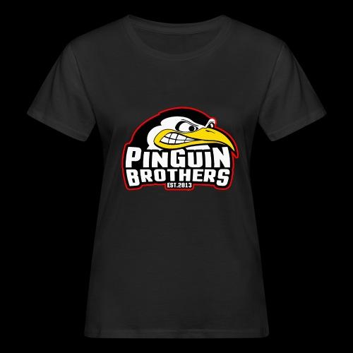 Pinguin bracia Clan - Ekologiczna koszulka damska