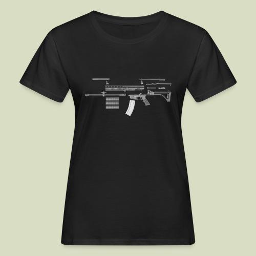 Robinson Armament XCR - Naisten luonnonmukainen t-paita