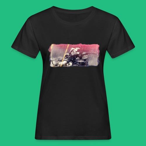 tireur couche - T-shirt bio Femme