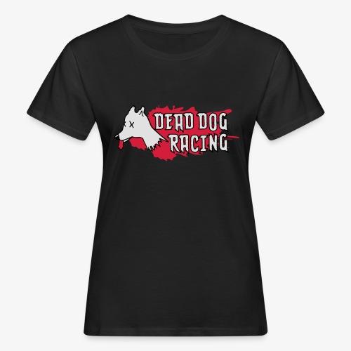 Dead dog racing logo - Women's Organic T-Shirt