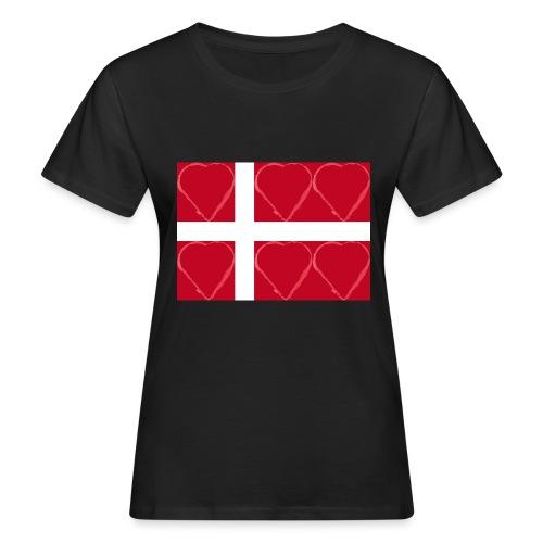 Dänemark 21.2 - Frauen Bio-T-Shirt