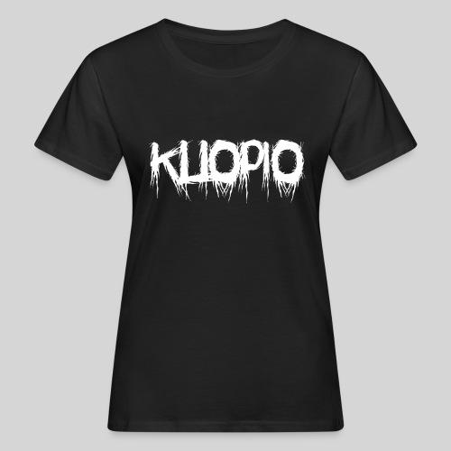 Kuopio - Naisten luonnonmukainen t-paita