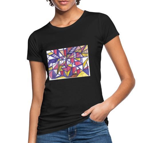 Flickenteppich - Frauen Bio-T-Shirt