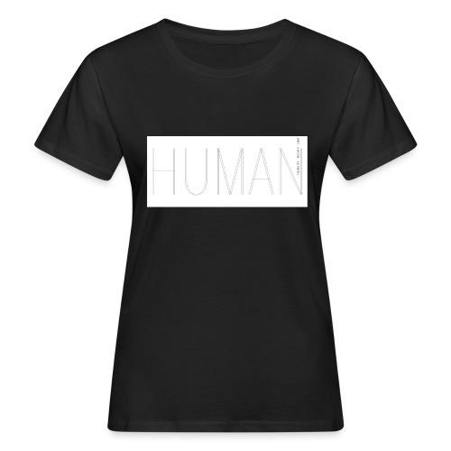 Human Collection 1.0 - Ekologisk T-shirt dam