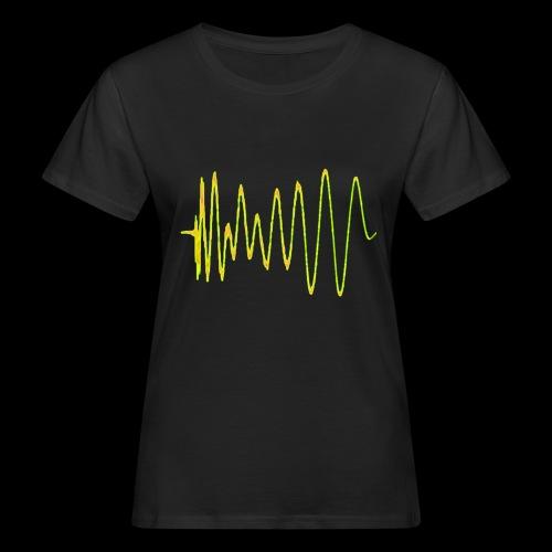 Boom 909 Drum Wave - Women's Organic T-Shirt