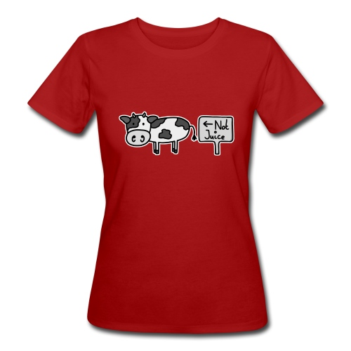 Not Juice (Original) - Women's Organic T-Shirt